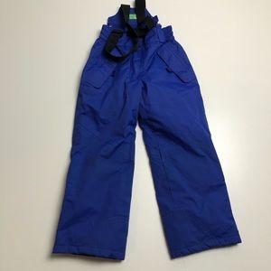 Mountain Warehouse Blue Purple Girls Snowpants